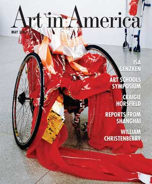 Art Schools: A Group Crit Art In America